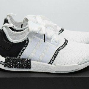 Adidas NMD R1 Boost Oreo Black White EF3326